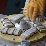 satek spin casting rubber